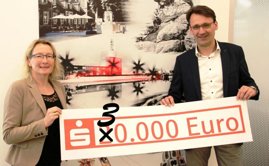 Corona-Förderaktion: Jetzt  30.000 Euro für Vereine