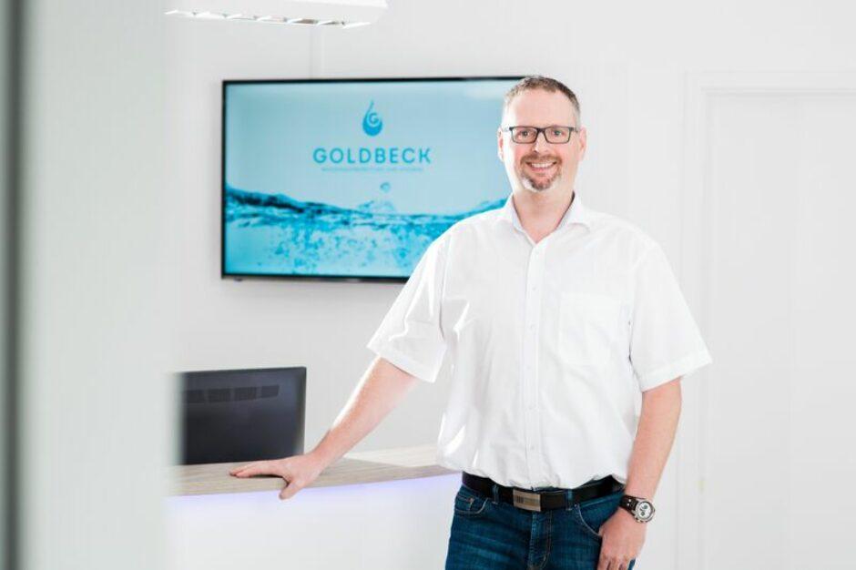 Vom Angestellten zum Chef: Dirk Kuper würde diesen Schritt immer wieder machen