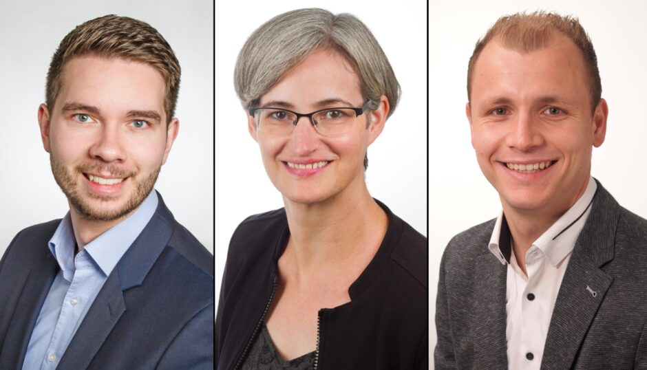 Sonja May gibt Leitung der Hauptstelle an Florian Kammer weiter