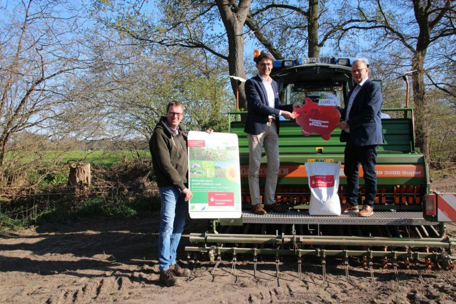 Bunt ist das neue Grün: Wir fördern neue Blühflächen im Kreis Steinfurt