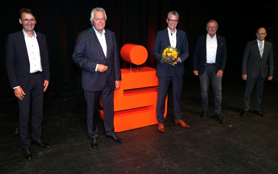 Carl-Christian Kamp folgt auf Heinz-Bernd Buss