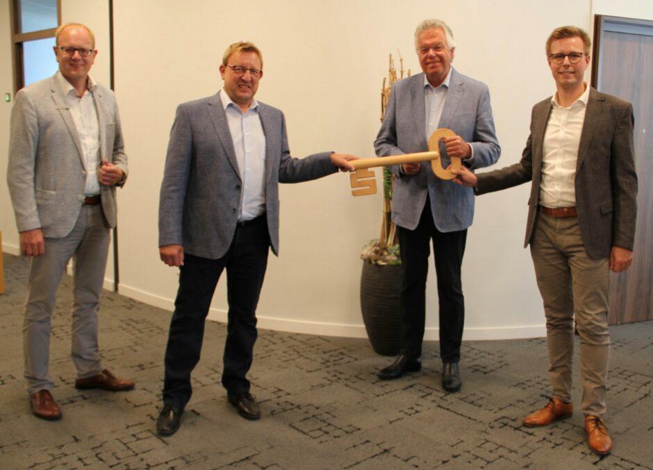 Kevin Kutscha wird neuer Leiter im Beratungs-Center Borghorst