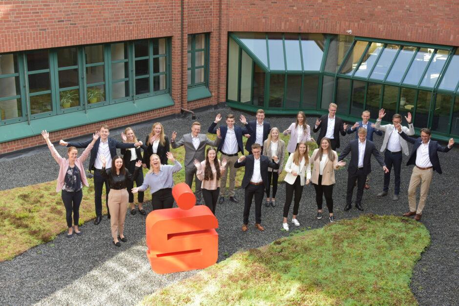 Herzlich willkommen: 17 neue Auszubildende